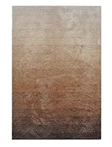 The Red Carpet Highlight Shaggy Collection, 300 Cm X 400 Cm - Brown And Beige