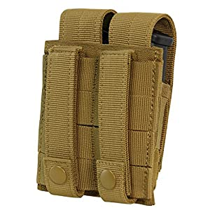 Condor Tactical Double Pistol Mag Pouch