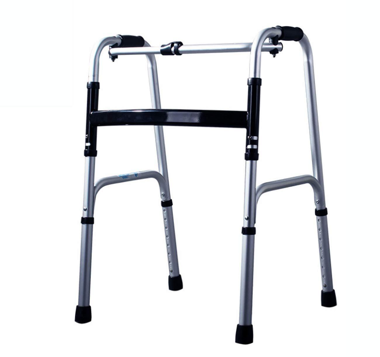 大注目 折りたたみエルダーウォーキングエイド、軽量デュアル使用歩行フレーム障害者、高さ調節可能 B07G4DG7VL B07G4DG7VL A, 業務用厨房機器のマル厨:7c7f9fd2 --- a0267596.xsph.ru