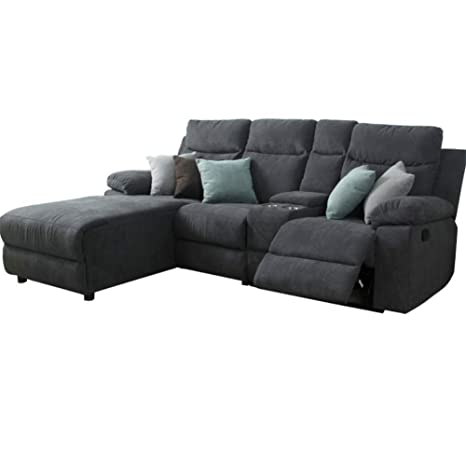Amazon.com: KEMANDUO Modern Sofa - Small Space Configurable ...