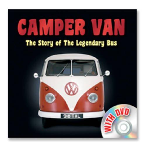 Camper Van (Vehicle Book and DVD) ebook