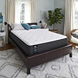 Sealy Response Performance 11.5-Inch Plush Tight Top Mattress, Queen, Made in USA, 10 Year Warranty