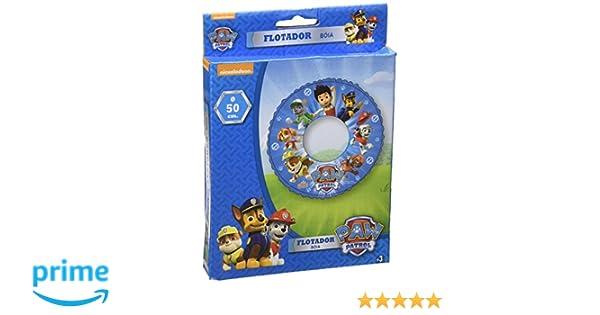 Salvavidas Paw Patrulla mar 50 cm de diámetro: Amazon.es: Juguetes y juegos