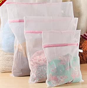 Amazon.com: Gently Gently Lingerie Bags for Laundry Keep ...
