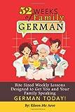 52 Weeks of Family German, Eileen Mc Aree, 1482719991