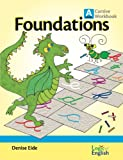 Foundations A Cursive Workbook by Logic of English