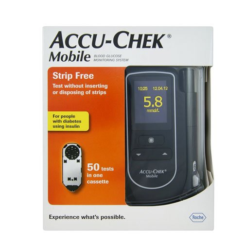 Accu-Chek Mobile Blood Glucose System by Accu Chek (Image #1)