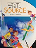 Great Source Write Source, GREAT SOURCE, 054748500X