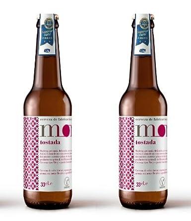 Cervezas Mond Cerveza Tostada - 12 Botellines: Amazon.es ...