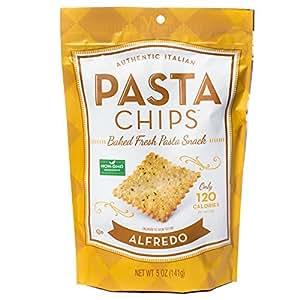 Pasta Chips Alfredo, 5 Ounce