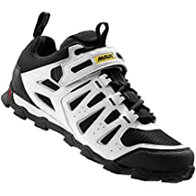 Mavic Crossride Elite Women's Mountain Shoes - BLACK/WHITE, 3.5 UK (US WOMENS 5)