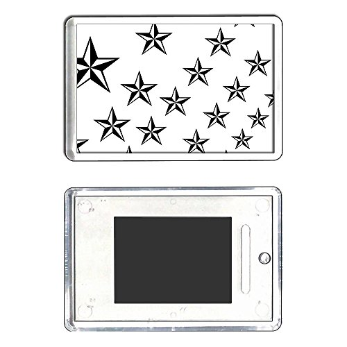 nautical-stars-large-plastic-fridge-magnet