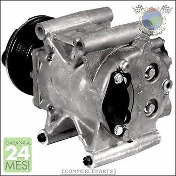 CJX Compresor Aire Acondicionado SIDAT Jaguar S-Type Gasolina 1: Amazon.es: Coche y moto