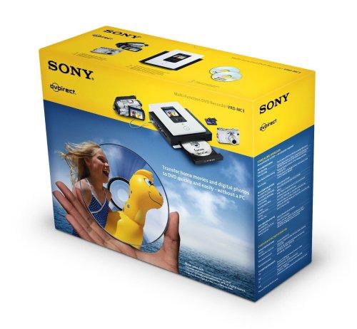 Sony VRDMC3 DVDirect DVD Recorder by Sony