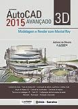 capa de AutoCAD 2015. 3D Avançado. Modelagem