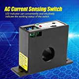 Akozon Current Sensing Switch Normally Open Current
