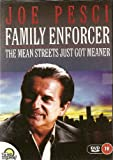 Family Enforcer Starring Joe Pesci The Mean Streets Just Got Meaner - THIS DVD IS NEW AND FACTORY SEALED