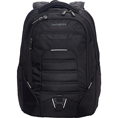 Samsonite UBX Commuter Backpack Black/Black