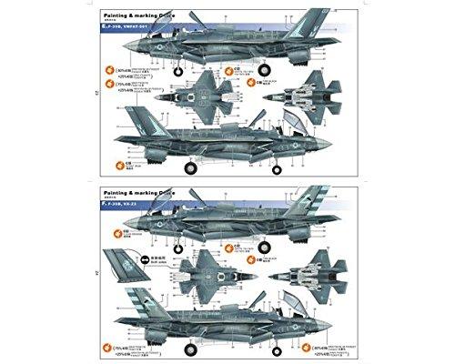 KITTY HAWK Plus 1//48; F-35B Lightning Ii