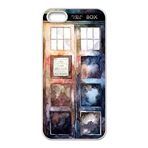 JJZU(R) Design Brand New Cover Case with Doctor Who for Iphone 5,5S - JJZU930922
