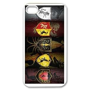 iPhone 4,4S Phone Case Game of Thrones C-CG30020