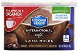General Foods International Coffee Sugar Free Naturally Decaffeinated Suisse Mocha Coffee Drink Mix, 4 oz