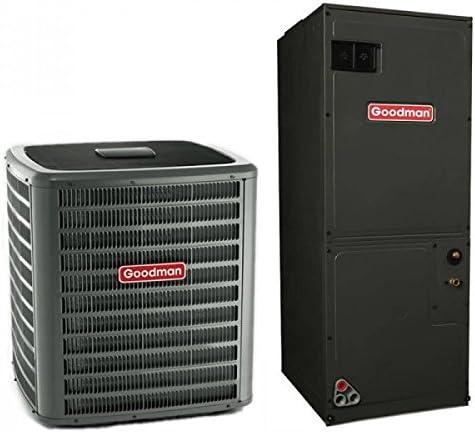4 Ton Goodman 18 SEER R410A Two-Stage Variable Speed Air Conditioner Split System 20 Kilowatt