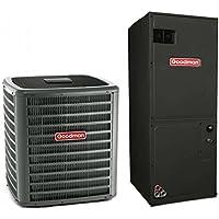 3 Ton Goodman 16 SEER R410A Two-Stage Variable Speed Heat Pump Split System (8 Kilowatt)