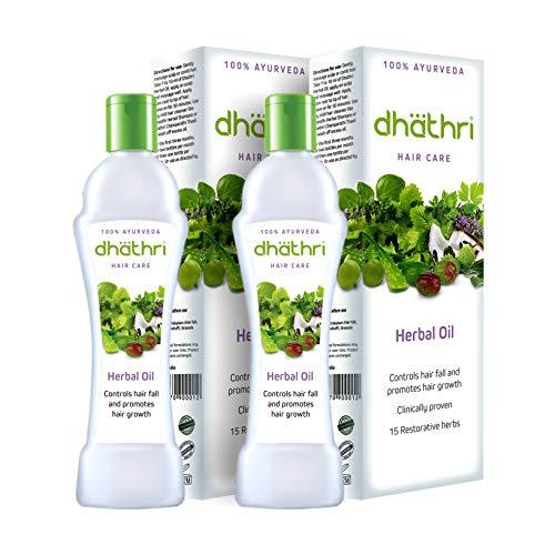 dhathri Hair Care Herbal Oil, 100 ml (Pack of 2)