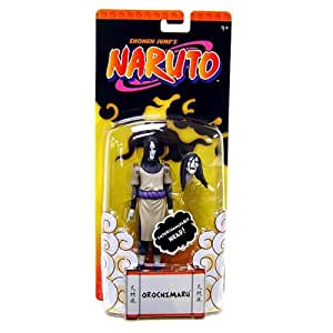 Mattel Naruto Battling Basic Figure Orochimaru Refresh