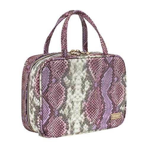 Stephanie Johnson Women's Java Ml Traveler Purse, Plum, One Size