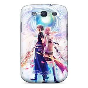 For Galaxy S3 Protector Case Final Fantasy Xiii 2 Phone Cover