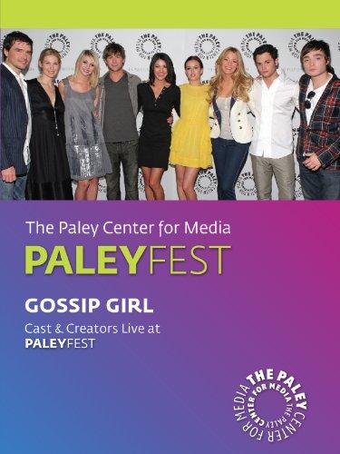 Amazon.com: Gossip Girl: Cast & Creators Live at the Paley
