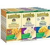 Annie's Organic Mac & Cheese Variety Pack (6 oz. box, 12 ct.)
