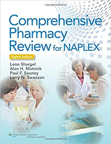comprehensive pharmacy review leon shargel pdf download