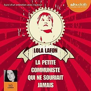 La petite communiste qui ne souriait jamais | Livre audio