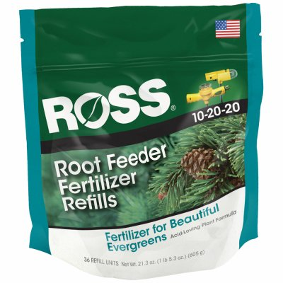 Root Feeder Refills - 1.5 lb. Root Feeder Refills for Evergreens (36-Pack)