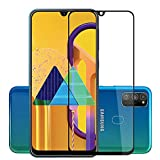 FanTing for Samsung Galaxy M31 Screen Protector,[9H Hardness,Full Coverage,No bubbles and fingerprint],Scratch-resistant…