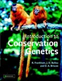 img - for Introduction to Conservation Genetics by Richard Frankham (2002-04-15) book / textbook / text book