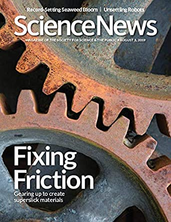 Amazon com: Science News: Society for Science & the Public