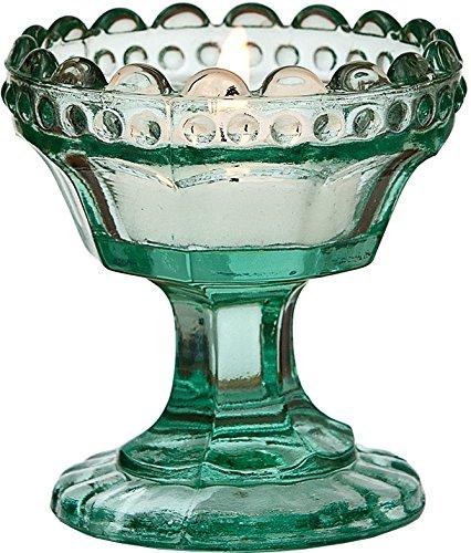 Vintage Green Depression Glass - 6