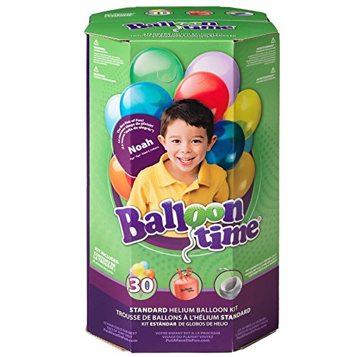 Standard Helium Balloon Kit -