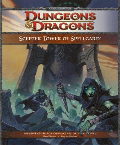 Scepter tower of spellgard