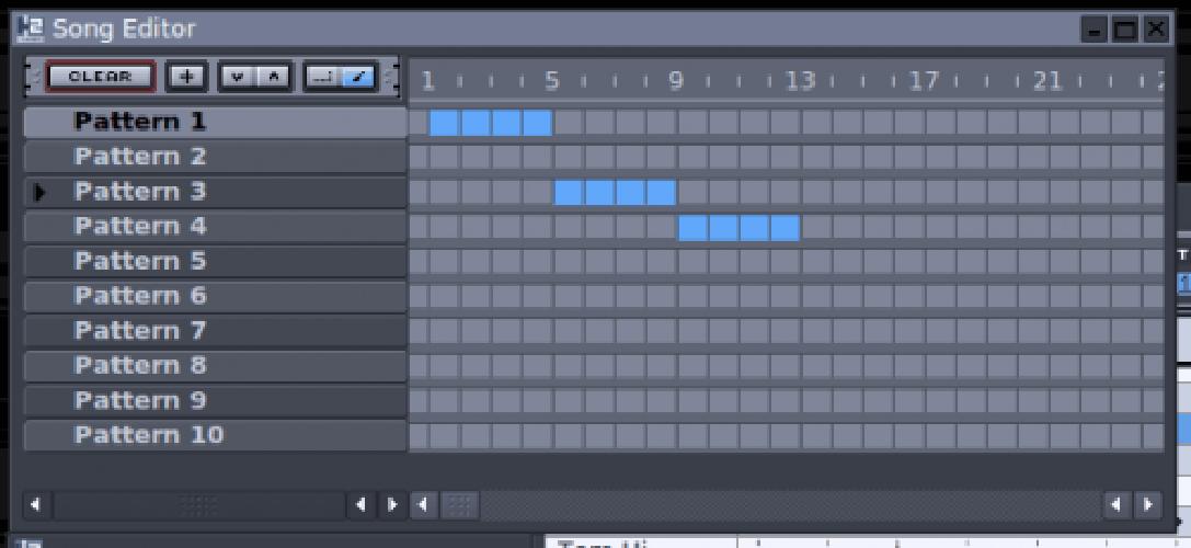 Hydrogen - Drum Machine Software - Download Version