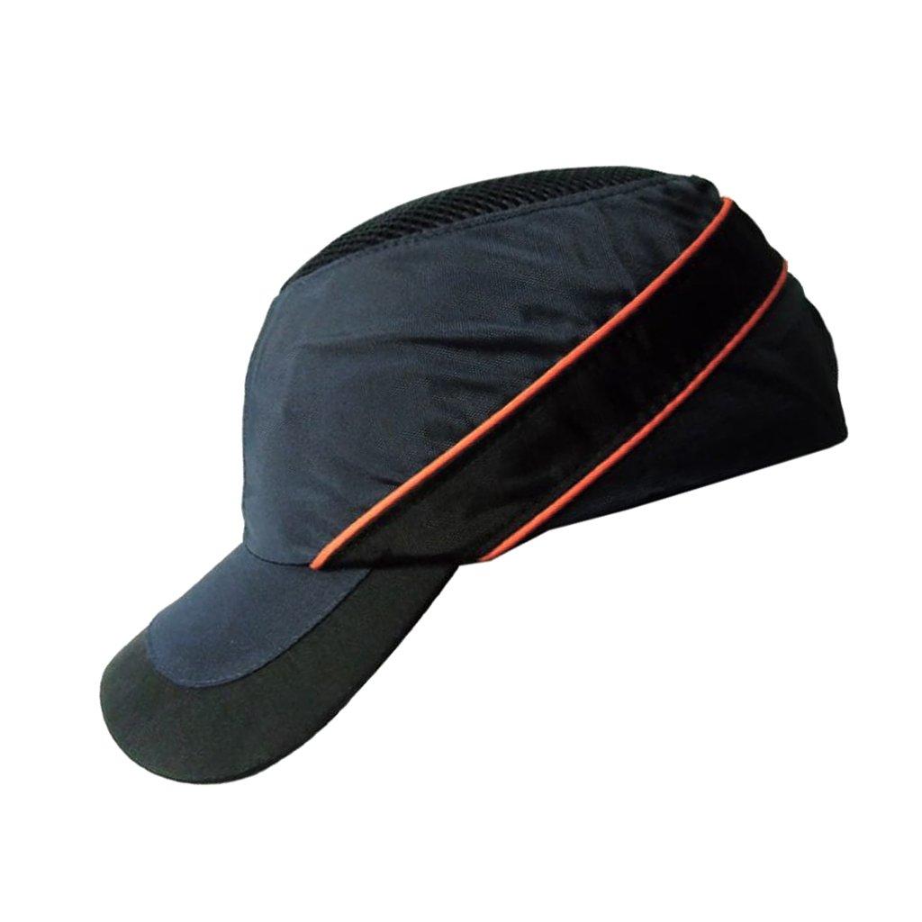 Flameer PE Bump Caps Safety Helmet Navy Blue by Flameer (Image #9)