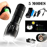 Best  - Perman LED Flashlight T6 5000LM Zoomable Torch Light Review