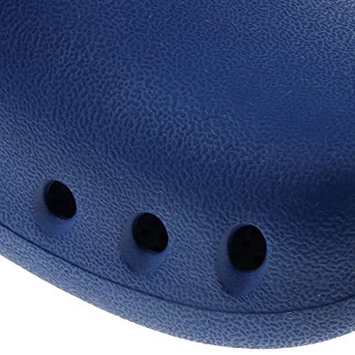 Chaussures Cuisine Hommes Bleu Femmes Sabots De Respirantes Unisexes Sécurité Fenteer Foncé OqFxZUC