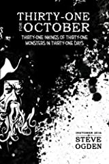 Thirty-One for October: Inktober 2016 Paperback