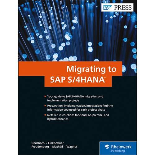 SAP S/4HANA Migration (SAP PRESS)