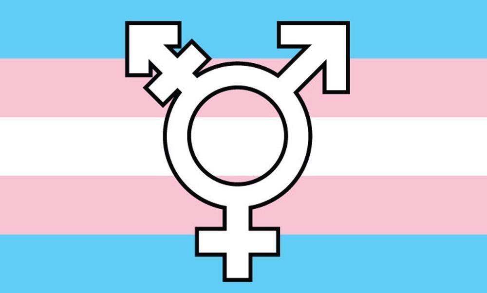 Amazon.com: Transgender Símbolo Bandera, 3 x5 arco iris ...